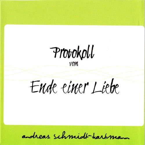CD_Protokoll Liebe